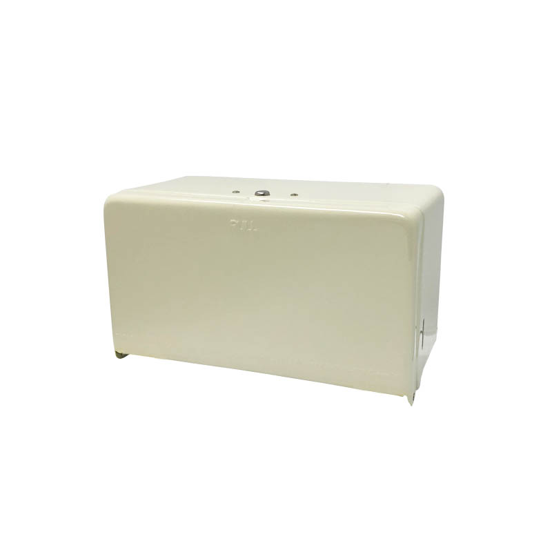 TISSUE DISPENSER IVORY