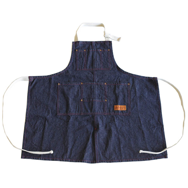 ''MW'' WORK APRON DENIM