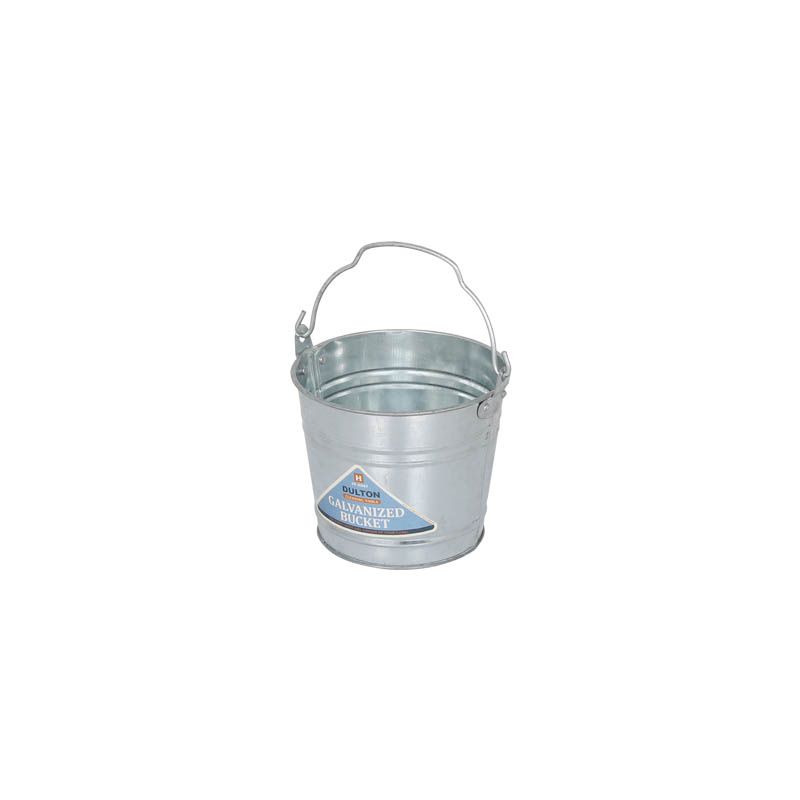 GALVANIZED BUCKET 1L
