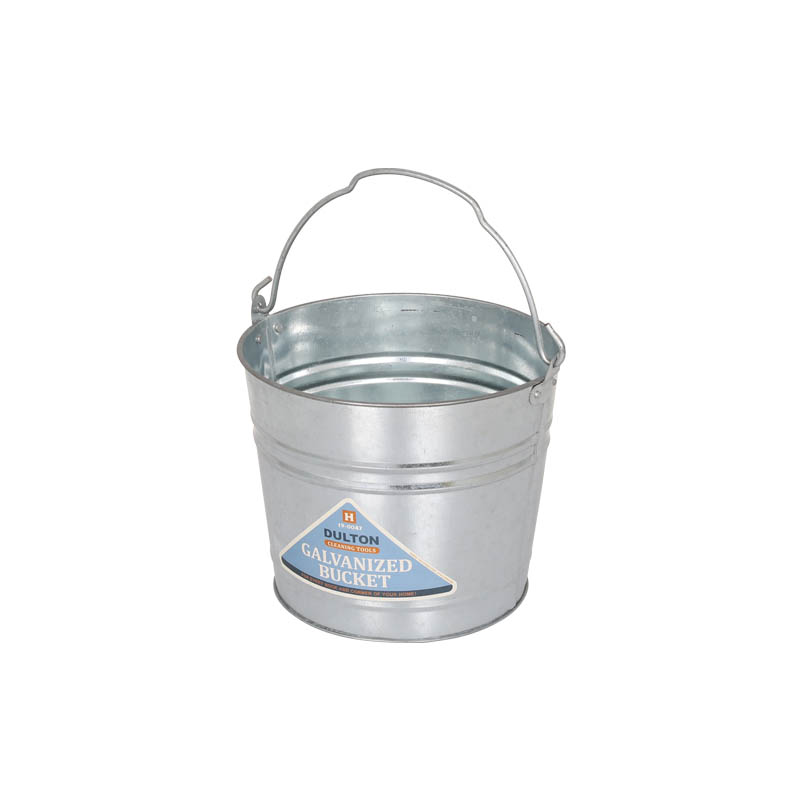 GALVANIZED BUCKET 4L