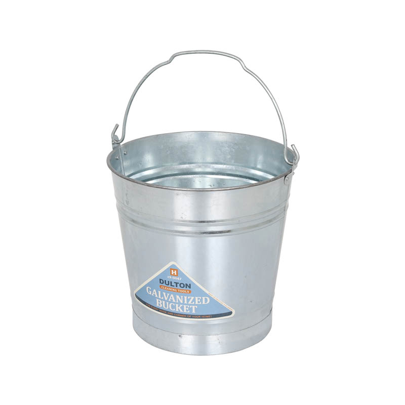 GALVANIZED BUCKET 6L