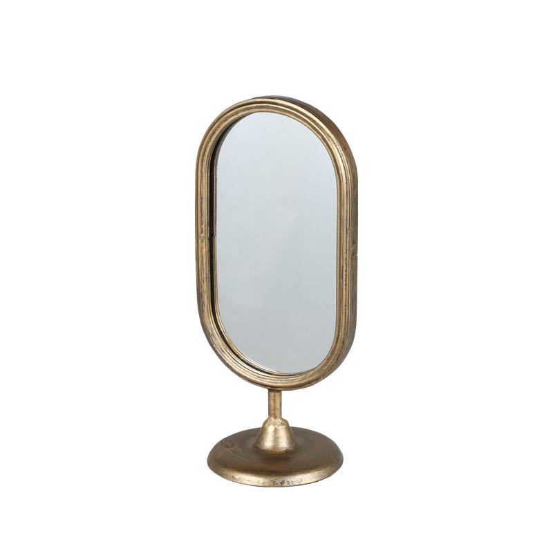 TABLE TOP MIRROR OVAL