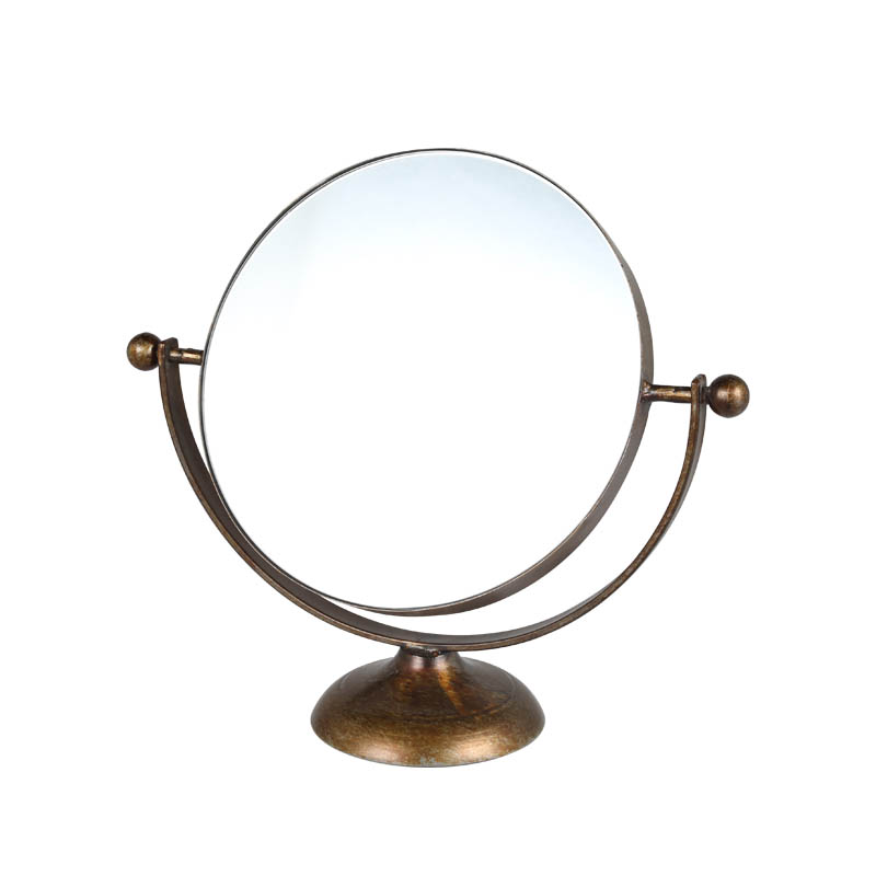 TABLE TOP MIRROR ROUND