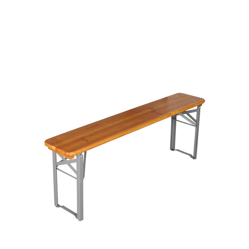 BEER BENCH 130 SILVER
