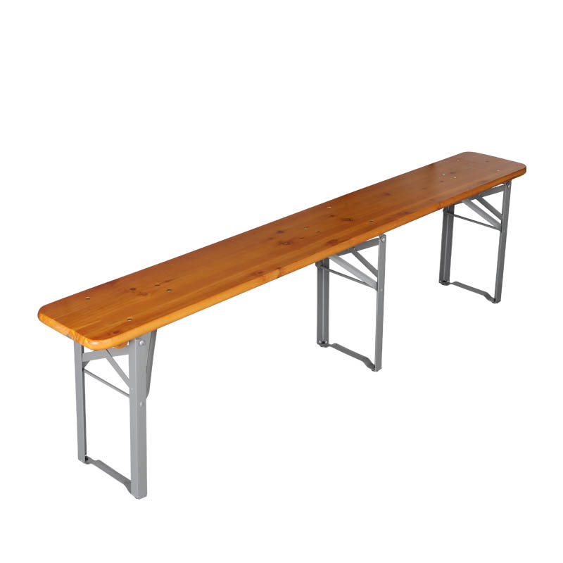 BEER BENCH 180 SILVER