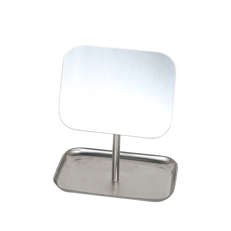 RECTANGLE MIRROR WITH TRAY W18