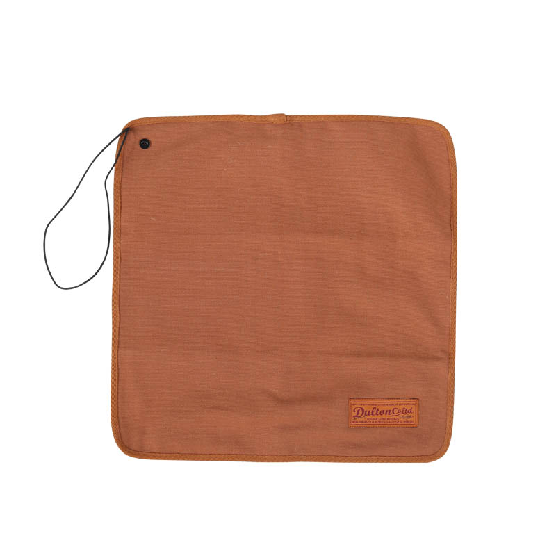 CANVAS LUNCH CLOTH WITH STRAP CAMEL