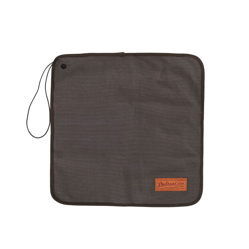 CANVAS LUNCH CLOTH WITH STRAP OLIVE