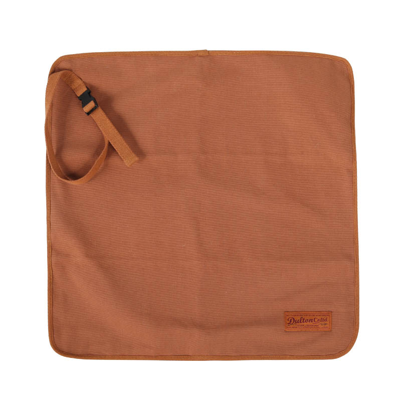 CANVAS LUNCH CLOTH WITH BELT CAMEL