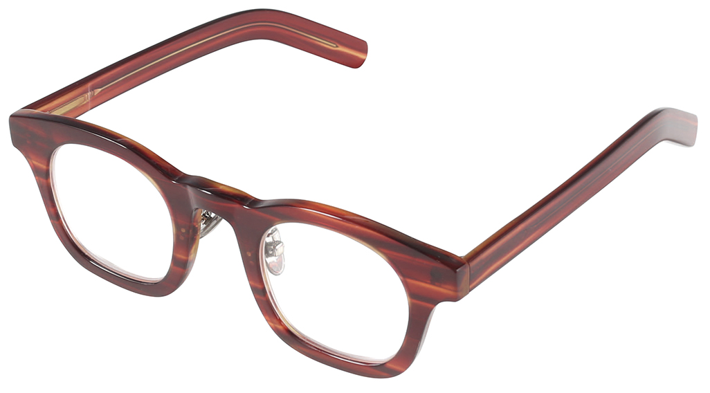 READING GLASSES RED BLONDE 1.0