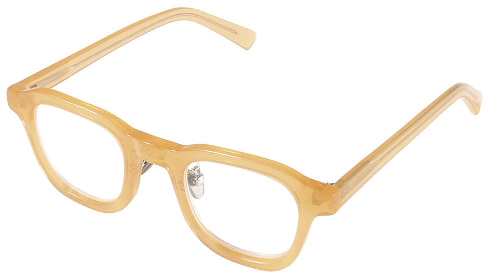 READING GLASSES BUTTER YELLOW 1.0