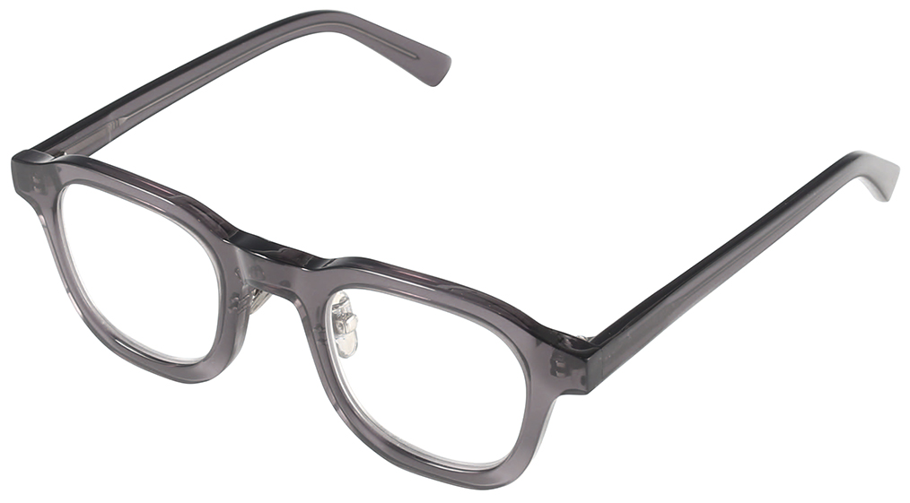 READING GLASSES GRAY 1.0